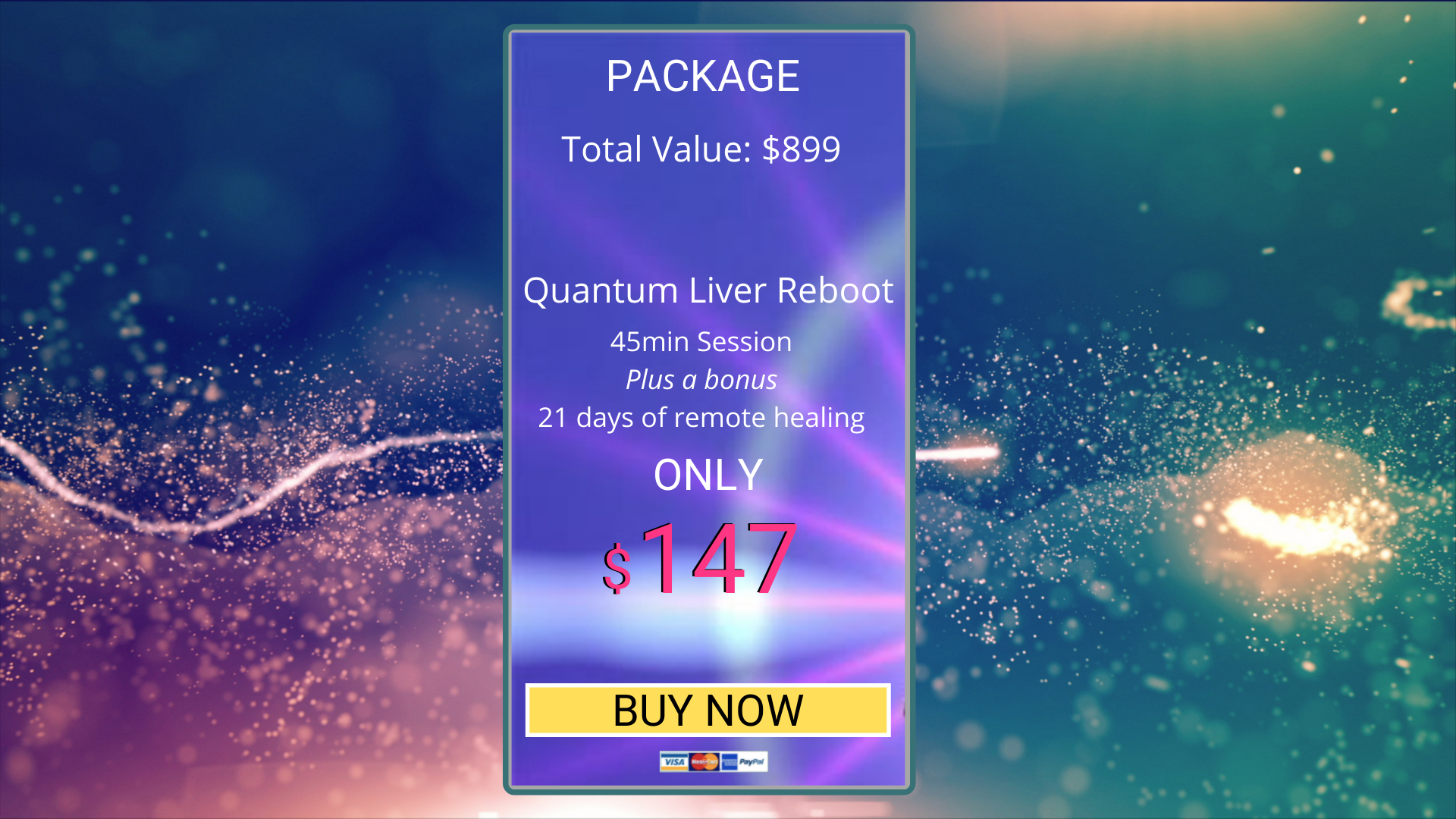 Quantum Liver Reboot 3