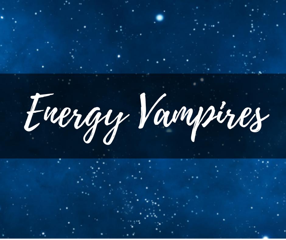 Energy Vampires Package A 1