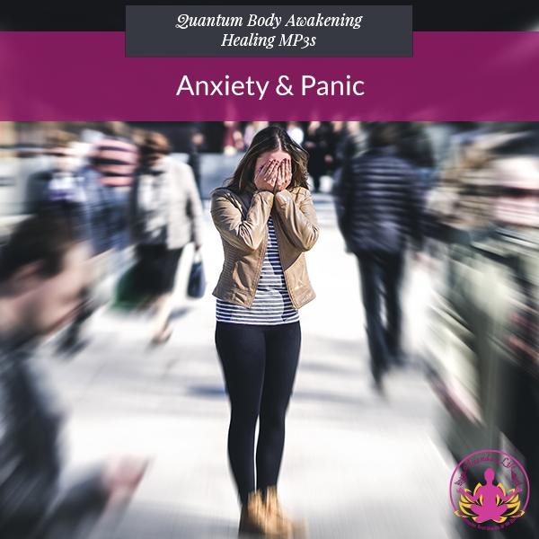 Anxiety & Panic 1