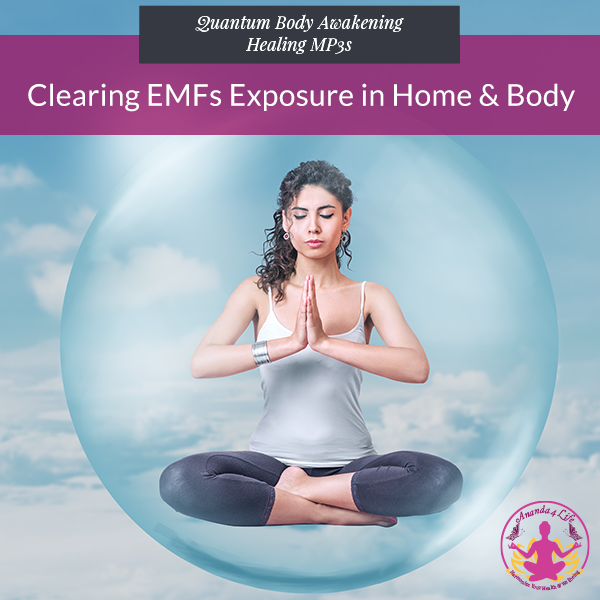 Clearing EMFs Exposure In Home & Body 1