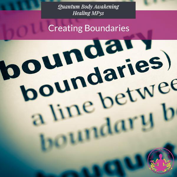 Creating Boundaries 1
