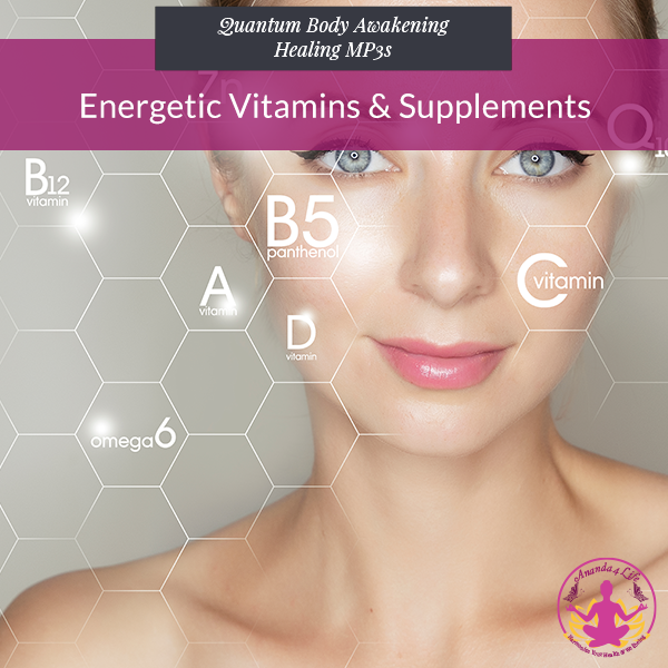 Energetic Vitamins and Supplements 1