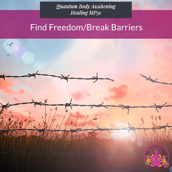 Find Freedom/ Break Barriers 1