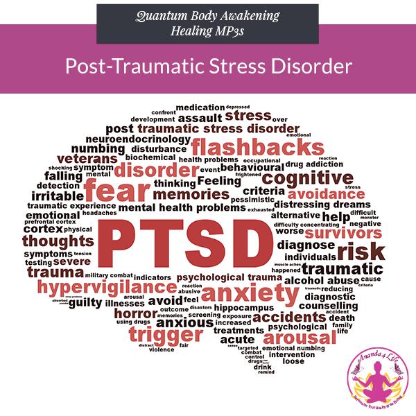 Post-Traumatic Stress Disorder 1
