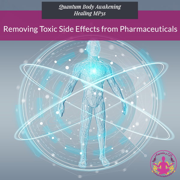 Removing Toxic Side Effects from Pharmaceuticals Replay 1