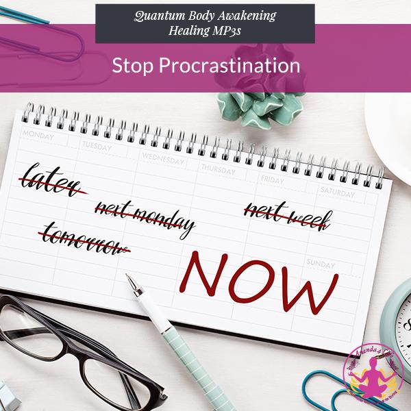 Stop Procrastination 1